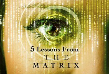 The Matrix Small